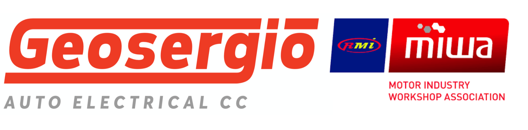 Official Geosergio Auto Electrical Logo